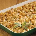 Chicken 'n' Stuffing