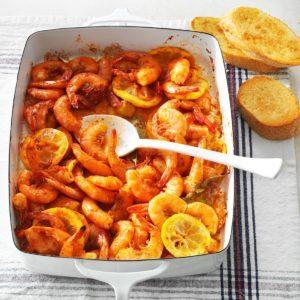 New Orleans-Style Spicy Shrimp