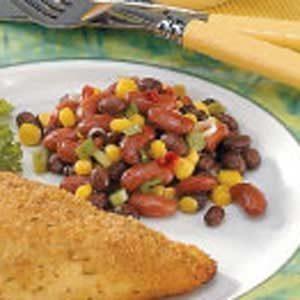 Colorful Bean Salad