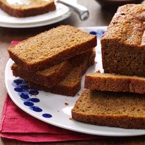Roasted Butternut Squash Bread