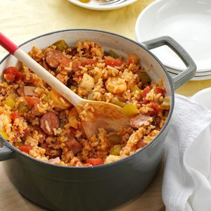 My Best-Ever Jambalaya