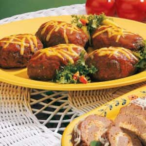 Spicy Meat Loaves