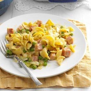 Ham Noodle Dinner