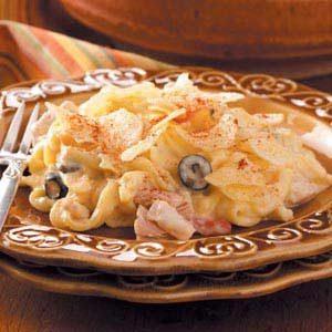 Tuna Noodle Hot Dish
