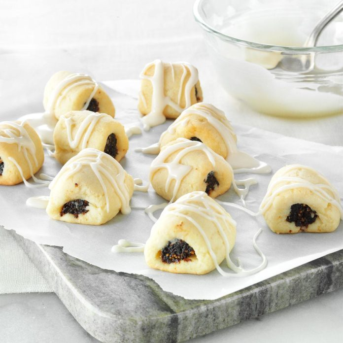 Fig-Filled Cookies