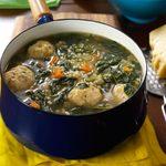 Christina's Italian Wedding Soup