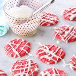 Cinnamon-Candy Cookies