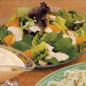 Peachy Pecan Salad