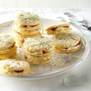 Raspberry Almonettes