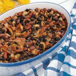 Four-Bean Supreme