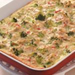 Broccoli Tuna Squares