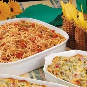 Spaghetti Goulash