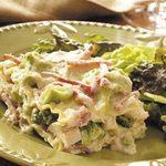 Broccoli Chicken Lasagna
