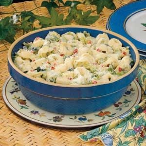 Tortellini Broccoli Bake