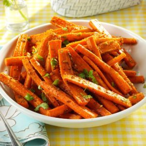 Cumin-Roasted Carrots