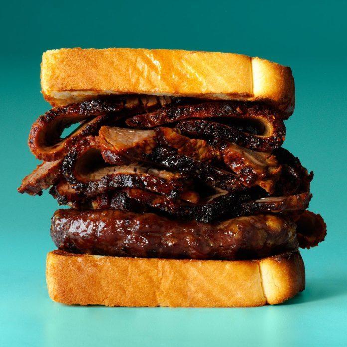 Big Brisket Burgers