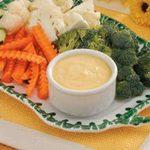 Mustard Vegetable Dip