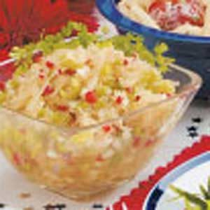 Liberty Sauerkraut Salad