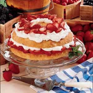 Super Strawberry Shortcake