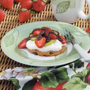 Fruity Cookie Tarts