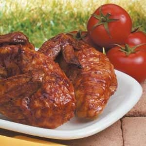 Sweet 'n' Spicy BBQ Sauce