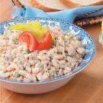 Tangy Tuna Macaroni Salad