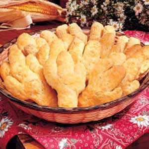 Cheesy Corn Bread