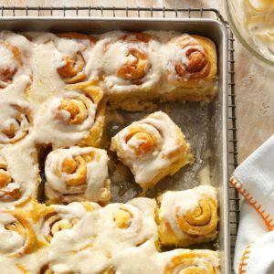 Can't-Eat-Just-One Cinnamon Rolls
