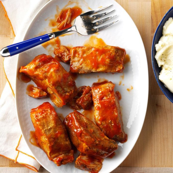 Super Easy Country-Style Ribs
