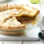 Charlotte's Green Tomato Pie