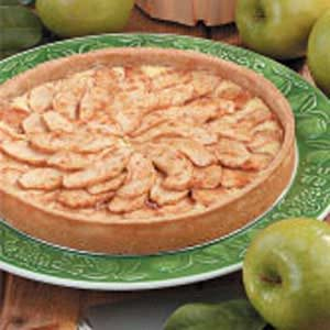 Bavarian Apple Tart