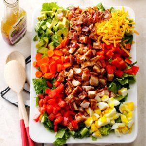 Barbecue Chicken Cobb Salad