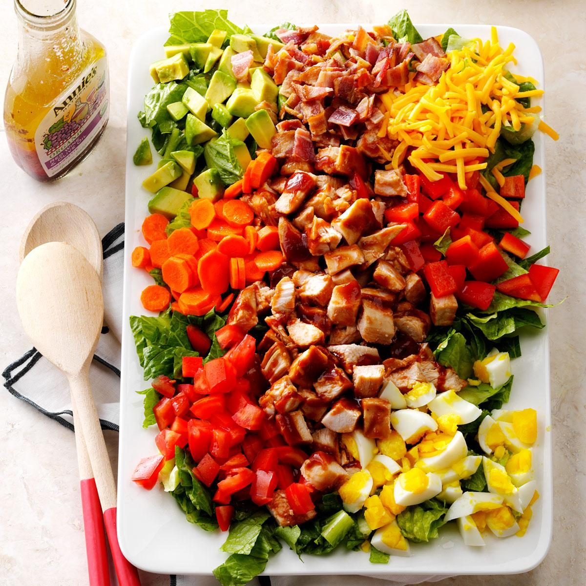 Inspired by: Hard Rock Cafe's California Style Cobb Salad