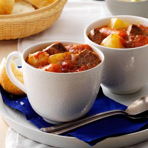 Hearty Busy-Day Stew