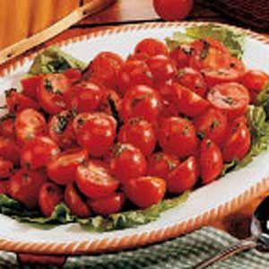 Herbed Cherry Tomatoes