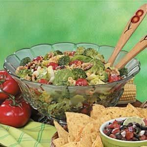 Ramen Noodle Salad with Sweet 'n' Sour Dressing