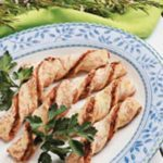 Ham 'n' Cheese Biscuit Twists