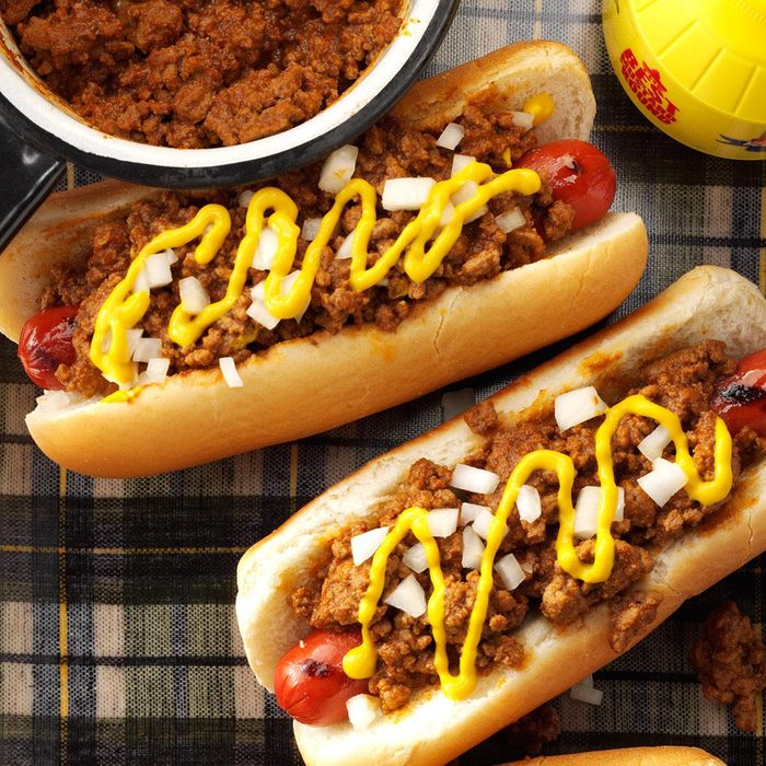 Old-Fashioned Coney Hot Dog Sauce