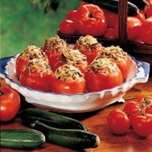 Italian Stuffed Tomatoes