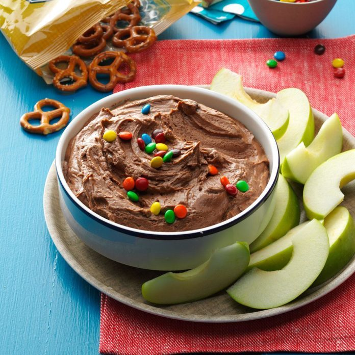 Brownie Batter Dip