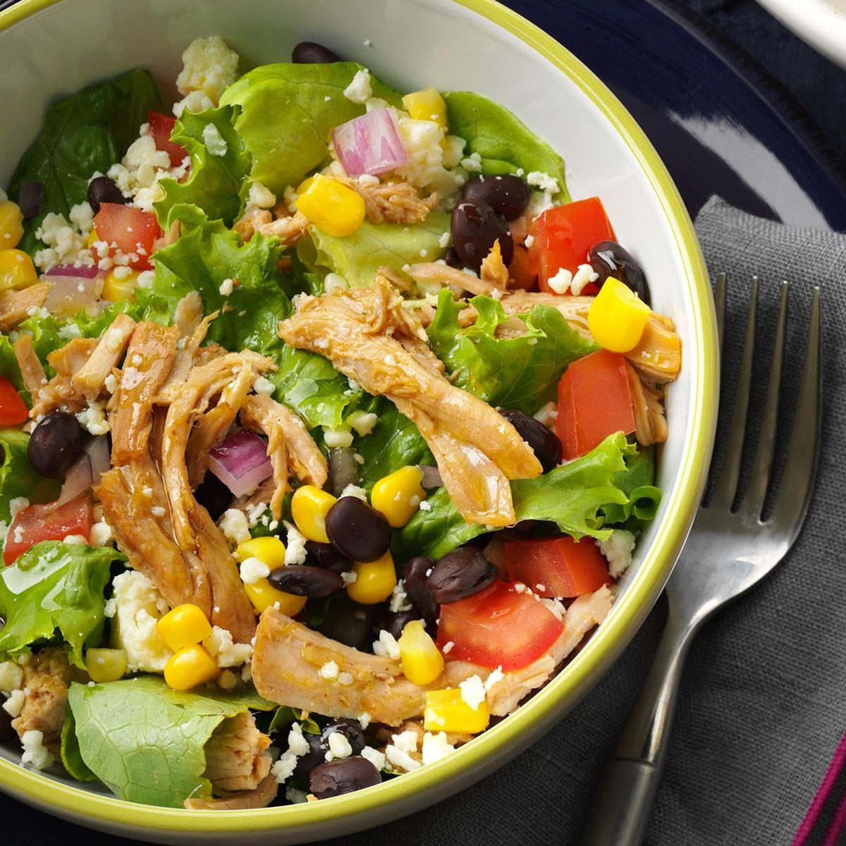 Inspired by: Chipotle's Carnitas Salad