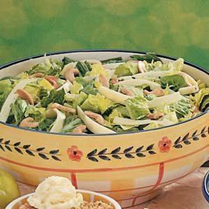 Swiss Cashew Tossed Salad