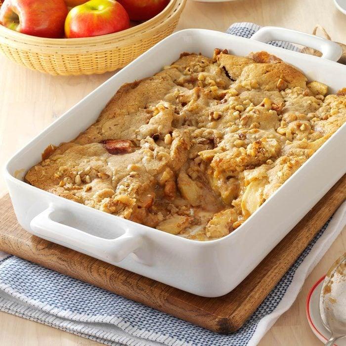 Walnut Apple Dessert