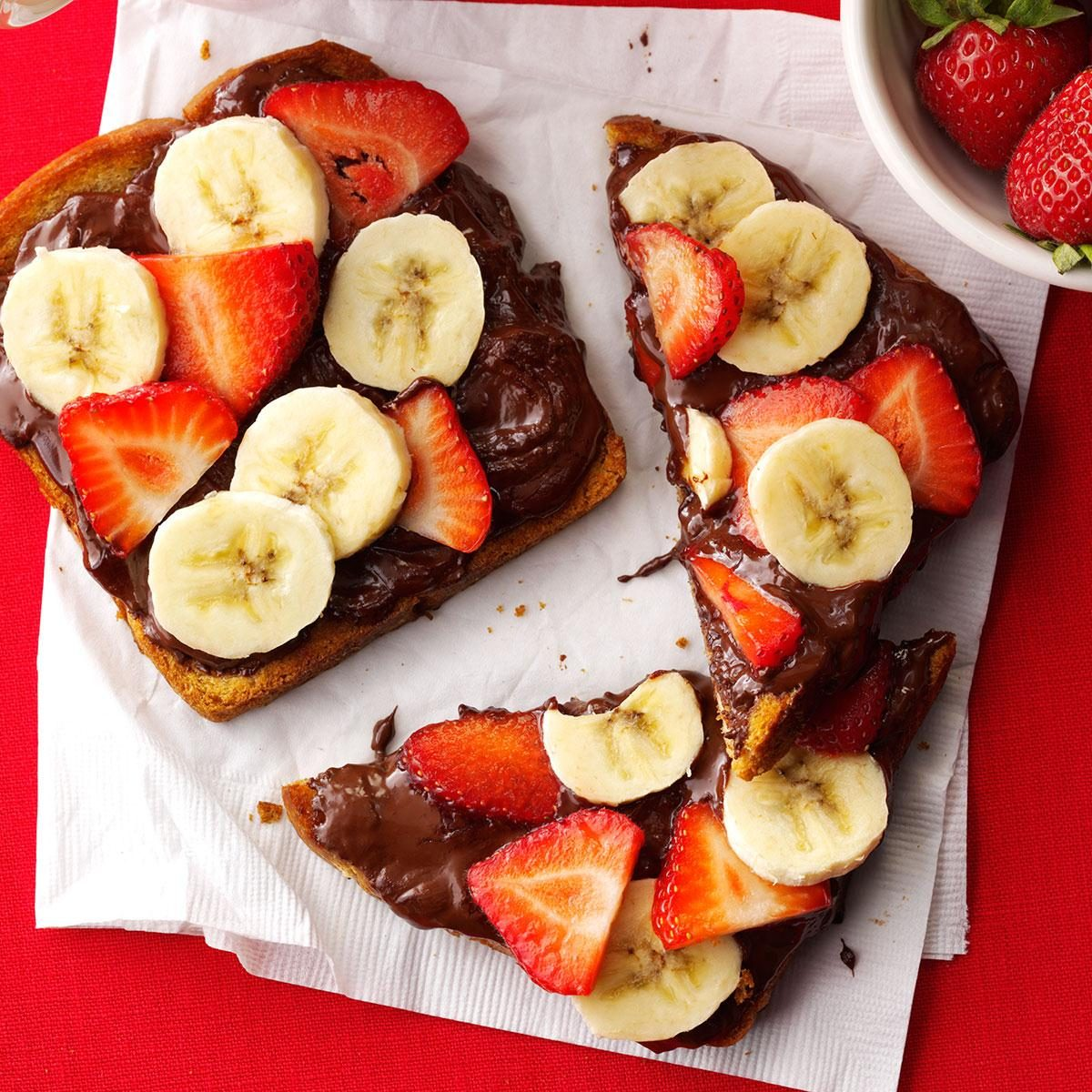 Chocolate Cinnamon Toast