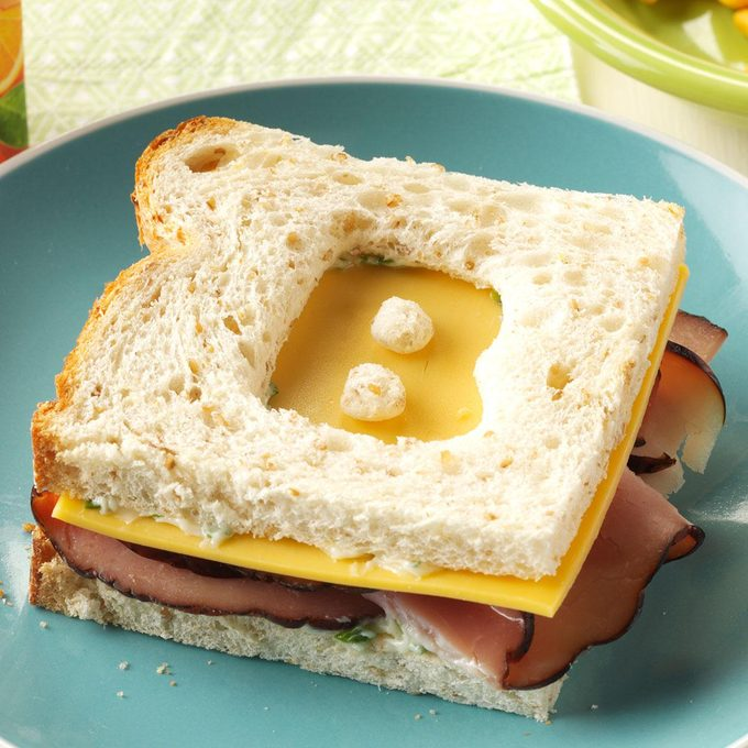 B  Is For Book Sandwich
