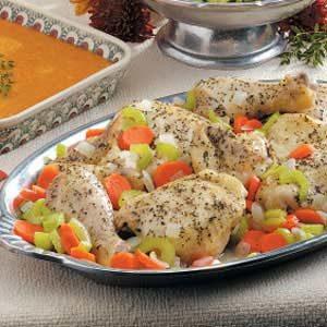 Oven Chicken Stew