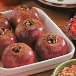 Raisin-Nut Baked Apples