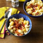 Slow-Cooker Bacon Mac & Cheese