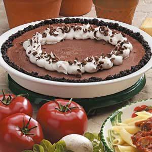 Frosty Chocolate Pie