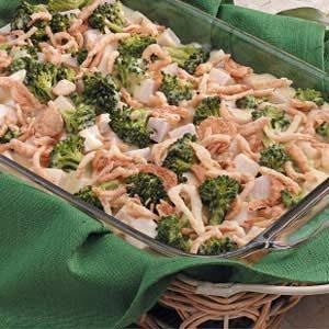 Turkey Broccoli Hollandaise